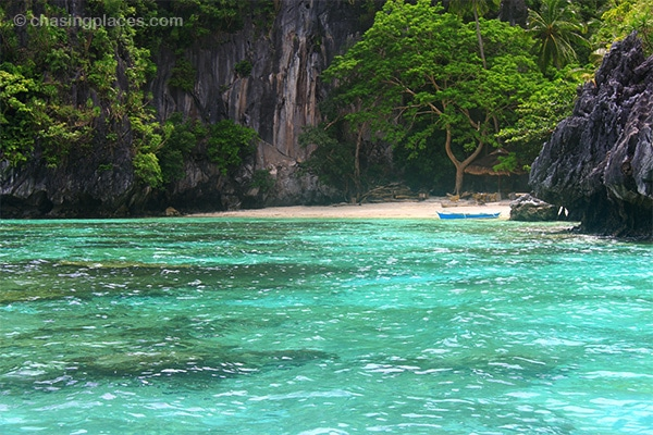 Powdery white-sand beaches at your fingertips