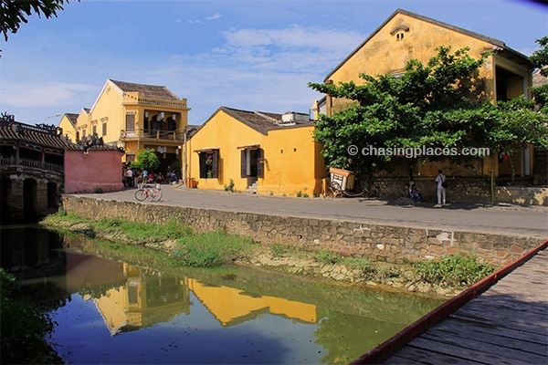 Experience Hoi An's old world charm