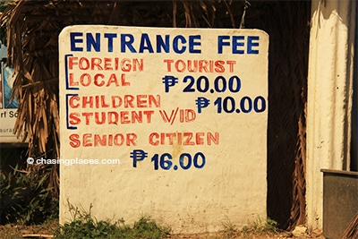 The entrance fee to Blue Lagoon