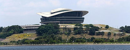 Feature: The-Putrajaya-Convention-Center