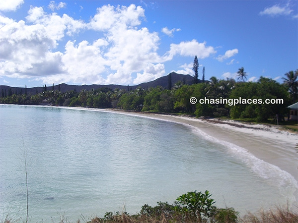 Nothing- beats the undeveloped beaches on the remote Pacific Isles!. Kuto Bay
