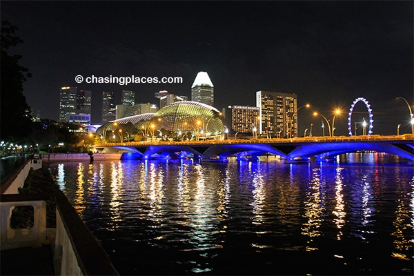 Chasing Places Travel Guide: Singapore