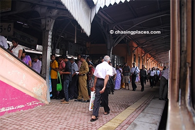 A look at Colombo Station