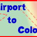 How to Get From Bandaranaike Airport to Colombo Fort Station