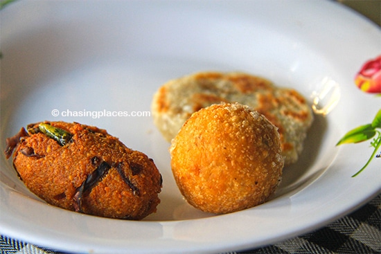 Sample some Maldivian short eats while in Male