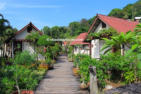 Find a cozy place to stay on Koh Phi Phi