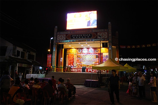 Jonker Walk, Chinese New Year