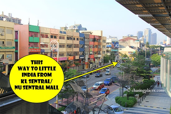 You can easily access Little India from KL Sentral or adjacent Nu Sentral Mall