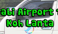 How to Get from Krabi Airport to Koh Lanta