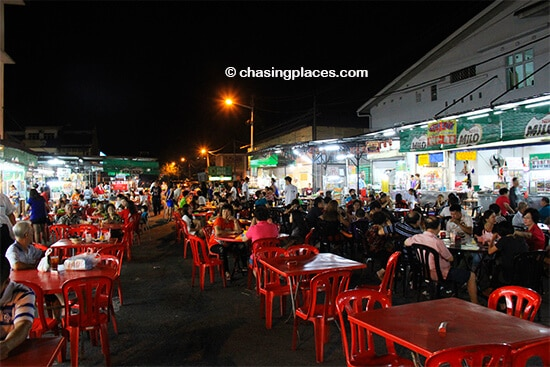 Taiping's food is world class in terms of taste and price