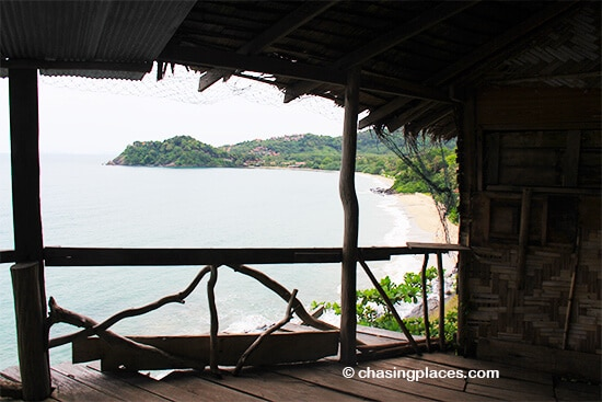 Watch sunset or sunrise from one of Lanta's many lookouts