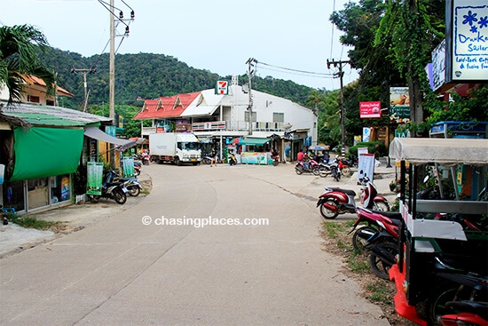 Central Kantiang Town