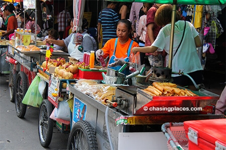 It won't take you long to figure out that you have arrived at Chatuchak Market in Bangkok