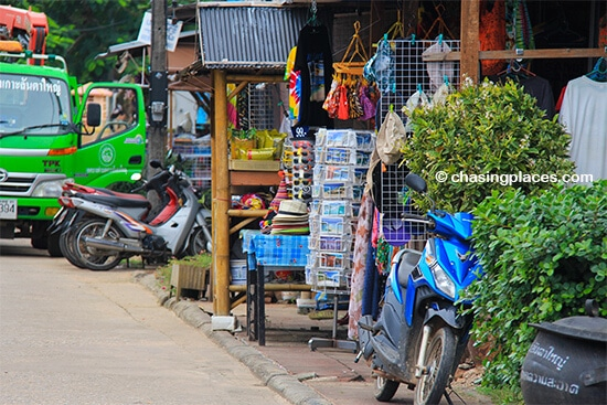 Old Lanta Town has a suprising selection of little shops to explore
