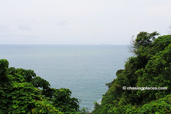 Expect beautiful ocean views along the south west corner of Koh Lanta