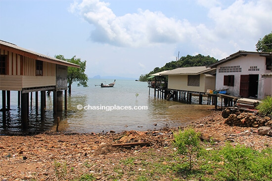 The south eastern end of Koh Lanta has a few fishing villages to explore