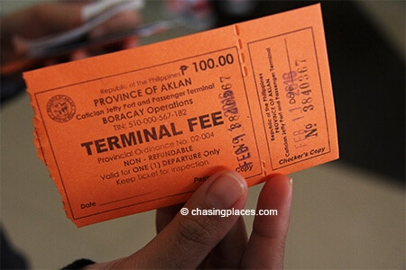 The-100-peso-terminal-fee-at-Caticlan-Jetty-to-get-to-Boracay