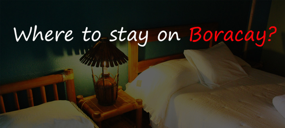 Where Should You Stay on Boracay?