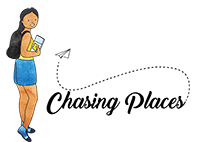 Chasing Places Travel Guide Logo
